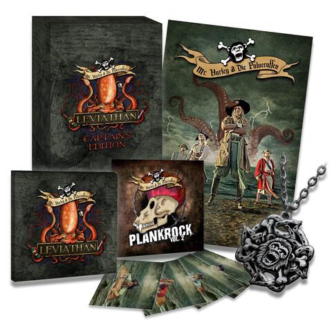 Leviathan - Captains Edition (Ltd. Fanbox) von Mr. Hurley & Die Pulveraffen - Box jetzt im Mr. Hurley und die Pulveraffen Shop