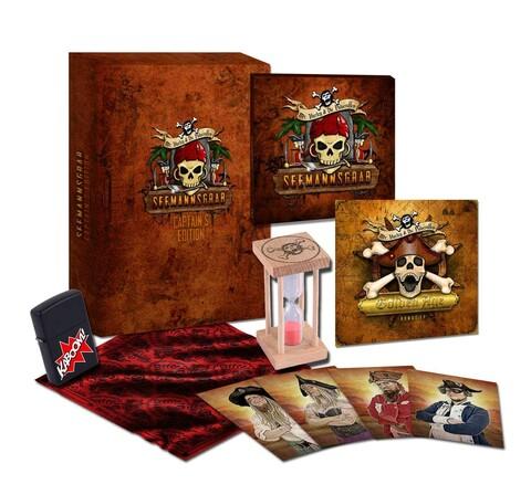 Seemannsgrab - Captains Edition (Ltd. Fanbox) von Mr. Hurley & Die Pulveraffen - Box jetzt im Mr. Hurley und die Pulveraffen Shop